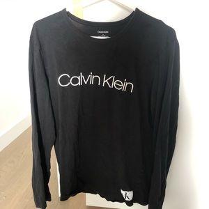 Calvin Klein men's long sleeve